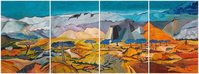 Yehouda Chaki, 'Dawn to Dusk 1205', 2012