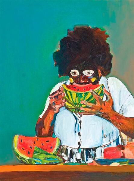 Beverly McIver, 'Ain't No Stereotype #2', 2000