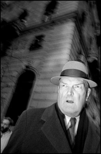 Bruce Gilden, 'Businessman on Fifth Avenue. USA. New York City.', 1993