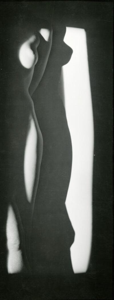 Erwin Blumenfeld, 'Untitled (Nude Study, NYC)', ca. 1952