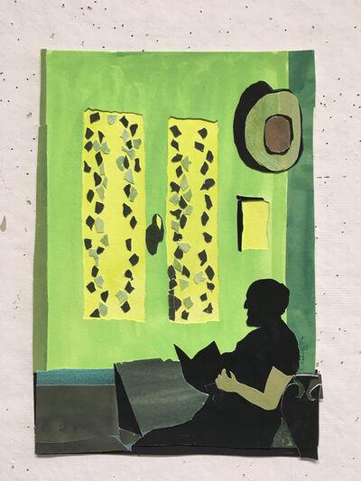 Elizabeth Bisbing, 'Greenroom', 2006