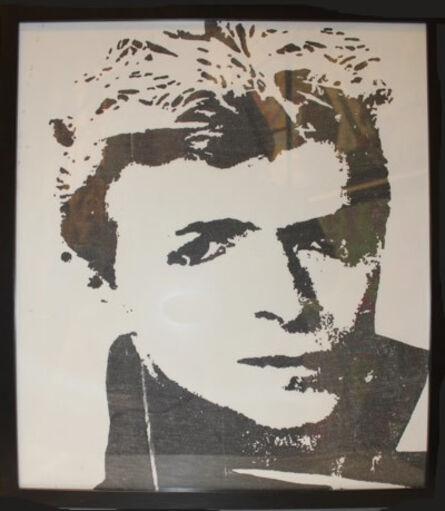 Peter Mars, 'David Bowie', 1990
