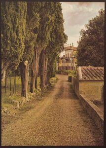 David K Aimone, 'Tuscan Villa'