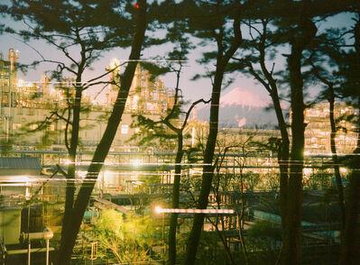 Chris Steele Perkins, 'Refinery, Fuji City', 2000