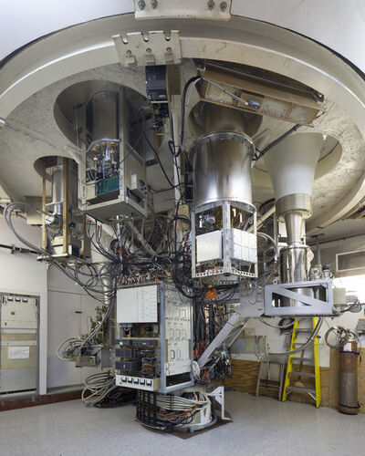 Andrew Phelps, 'Receiving Room, Green Bank Telescope, 2015', 2015
