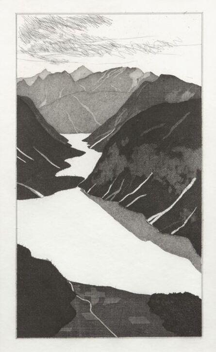 David Hockney, 'The Lake [SAC 80]', 1969