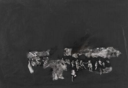 Cat Roissetter, 'Violent Ordeals (Garden)', 2011