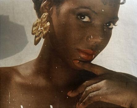 Deana Lawson, 'Hair Advertisement', 2005