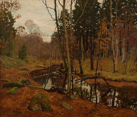 Ben Foster, 'Silent Creek', ca. 1915