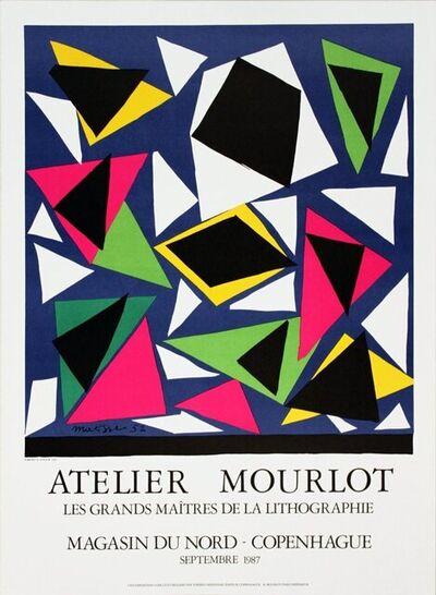 Henri Matisse, 'Centenial, Exposition d' Affiches, Papiers Decoupes', 1987