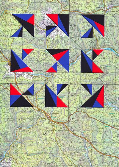 Oscar Abraham Pabon, 'Rational Geography ', 2016