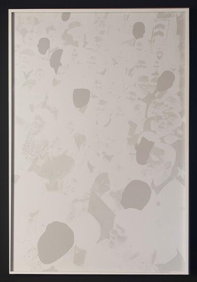 Hank Willis Thomas, 'Intentionally Left Blanc', 2012