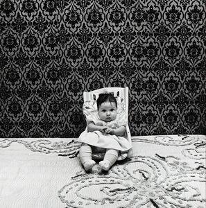 Henry Horenstein, 'Christine at Home, Boston', 1972
