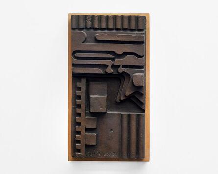 Eduardo Paolozzi, 'Untitled Relief', 1974