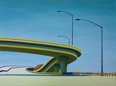Cherie Benner Davis, 'Curve', 2011