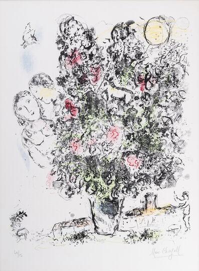 Marc Chagall, 'Le bouquet clair', 1970
