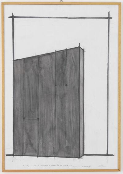 Giuseppe Uncini, 'Untitled', 1996