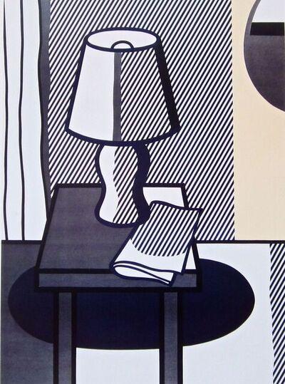 Roy Lichtenstein, 'Still Life with Table Lamp', 1995