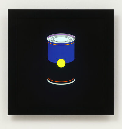 Michael Craig-Martin, 'Soup can', 2013