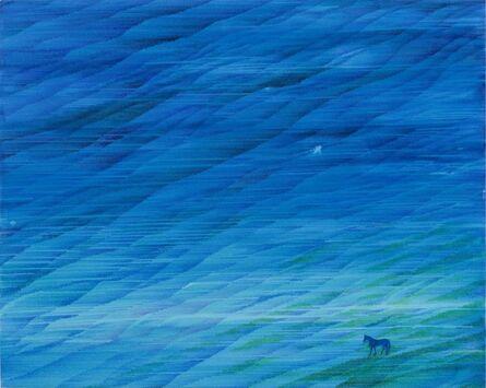 Yoshino Masui, 'Golden Meadow', 2011