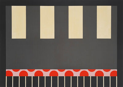 James Doolin, 'Artificial Landscape', 1966