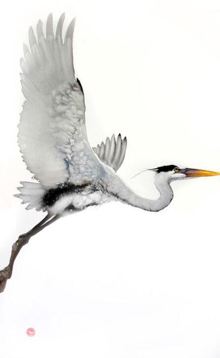 Karl Martens, 'Heron'