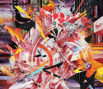 Oliver Vernon, 'Dispersion', 2014