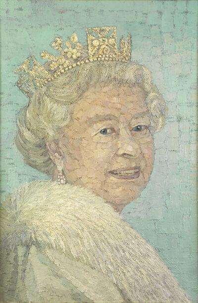 Pip Todd-Warmoth, 'Queen Elizabeth II', 2017