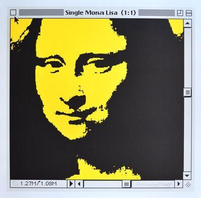George Pusenkoff, 'Single Mona Lisa', 2000-2010