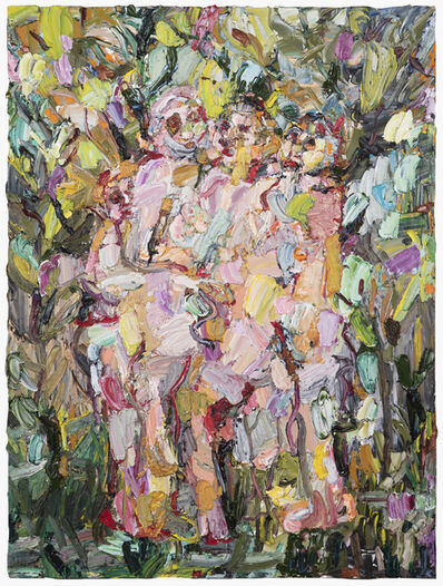Vanessa Prager, 'Figures in a Landscape', 2019