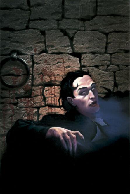 Ciruelo Cabral, 'Dracula', 1995