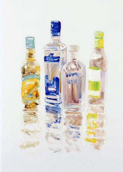 Cornelius Völker, 'Bottles', 2014