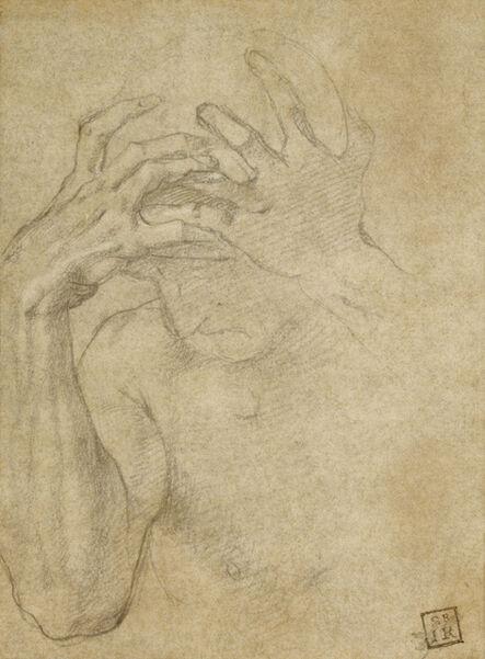 Agnolo Bronzino, 'Study of Jealousy', 1545