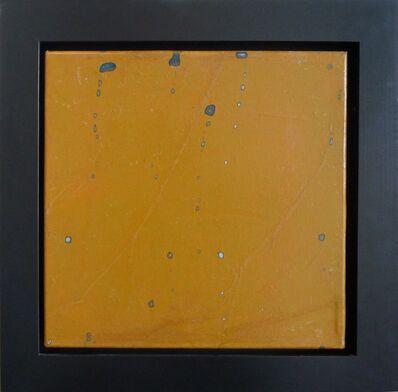 Marcia Myers, 'Pigment Study MMVI-XXXI (Ochre from Sienna)'