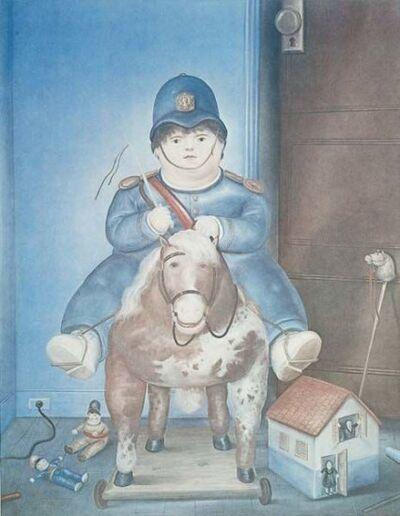 Fernando Botero, 'Pedrito', 1975