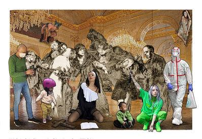 Lluis Barba, 'Las exhortaciones. Goya', 2020