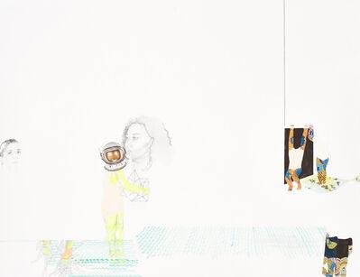 Ruby Onyinyechi Amanze, 'Fluidly Grounded', 2015