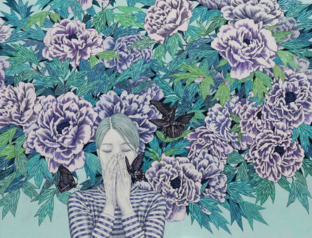 In Ran Hwang, 'Butterfly', 2020
