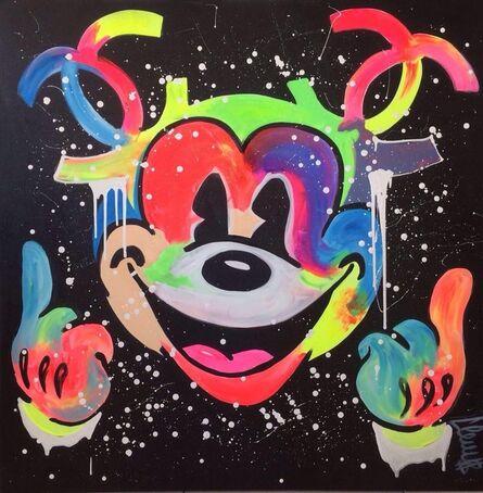 Clem$, 'Mickey Chanel', 2017