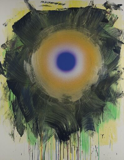 Dan Christensen, 'Jarrito', 1997