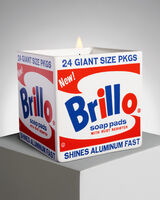 Andy Warhol, 'Brillo Box', ca. 2015