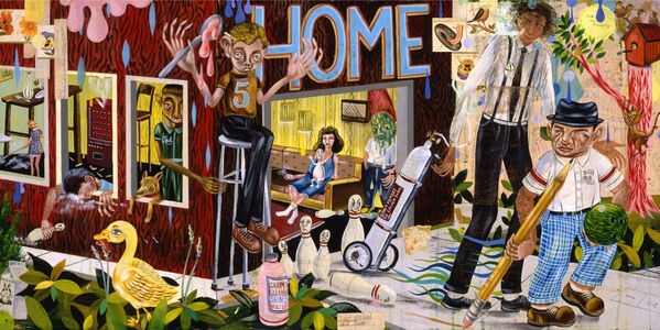 Clayton Brothers, 'Ogden Home', 2003