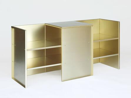 Donald Judd, 'Seat/Table/Shelf/Seat 13', 1984/2020