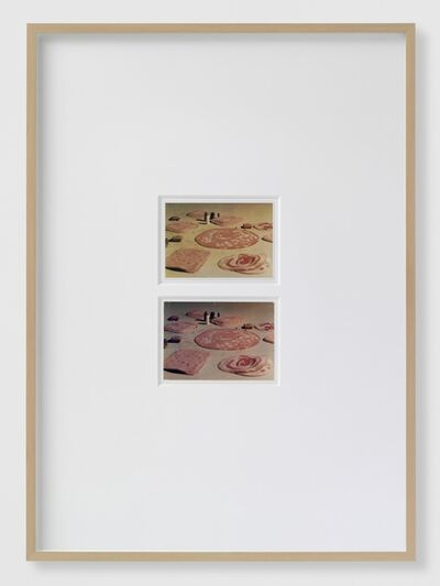Annaïk Lou Pitteloud, 'White between the Darlings [Decisive Instant - Zoom in]', 2014