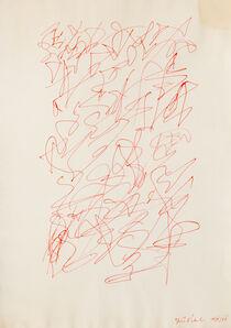 Jiří Valoch, 'Untitled', 2020-02-12 00:00:00 UTC