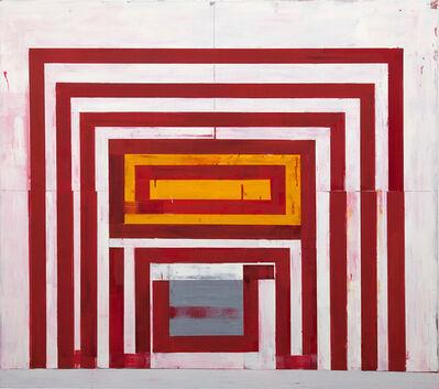 Lloyd Martin, 'Red Anchor', 2018