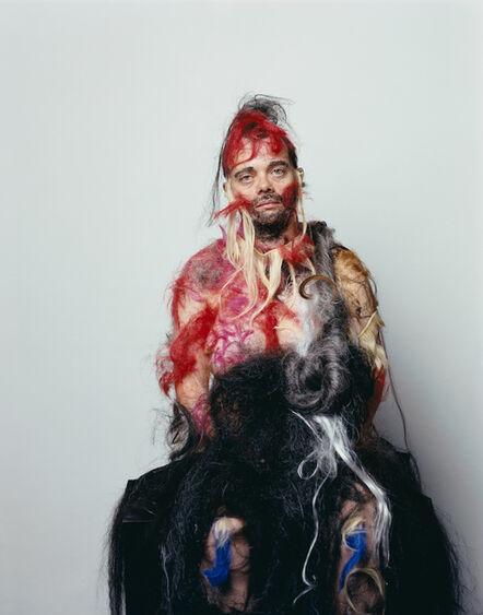 Oreet Ashery, 'Hairoism (Hairy Monster Me)', 2011