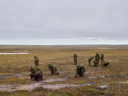 Philip Cheung, 'Arctic Response Company Learn Traditional Skills, Rankin Inlet', 2017