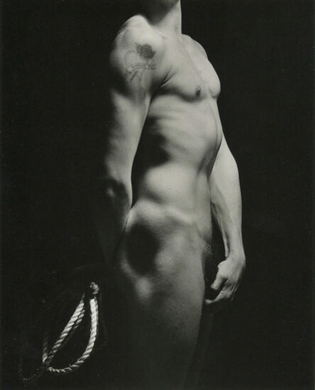 John Dugdale, 'Nude (self-portrait)', 1985