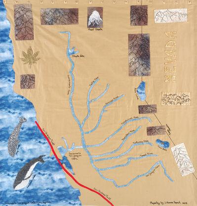 Jessie Homer French, 'Sacramento San Joaquin Delta River System', 2014